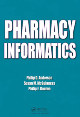 Pharmacy Informatics (Hardback)