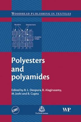 Polyesters and polyamides (Hardback)