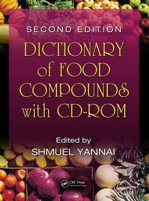 Dictionary of Food Compounds with CD-ROM (Hardback)