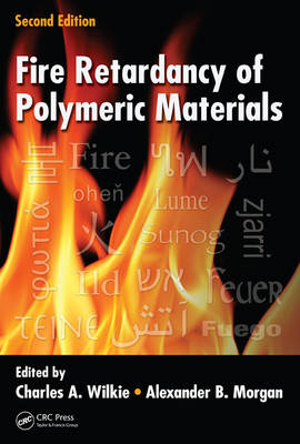 Fire Retardancy of Polymeric Materials (Hardback)