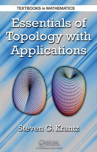 Essentials of Topology with Applications - Textbooks in Mathematics (Hardback)