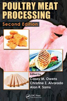 Poultry Meat Processing (Hardback)