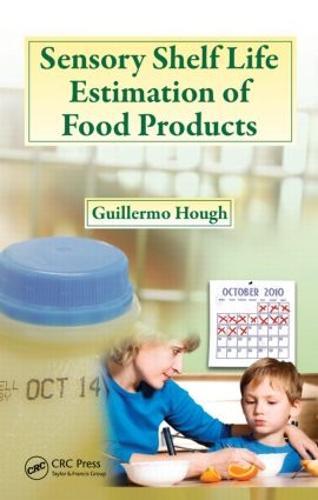 Sensory Shelf Life Estimation of Food Products (Hardback)