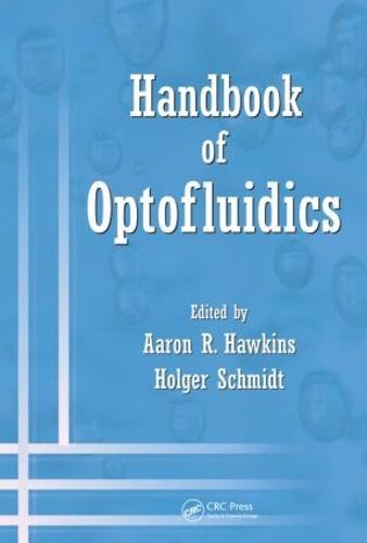 Handbook of Optofluidics (Hardback)