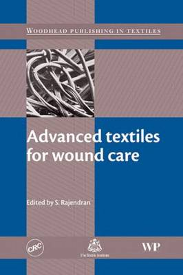 Advanced Textiles for Wound Care (Hardback)