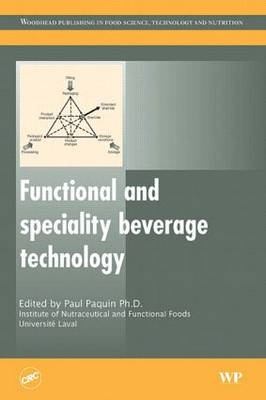 Functional and Specialty Beverage Technology (Hardback)