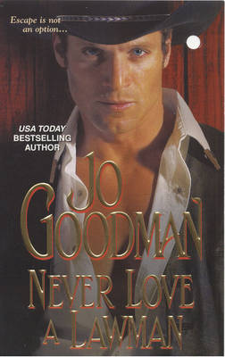Never Love A Lawman (Paperback)