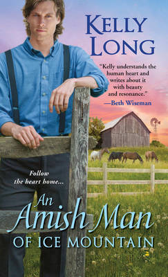 An Amish Man Of Ice Mountain (Paperback)