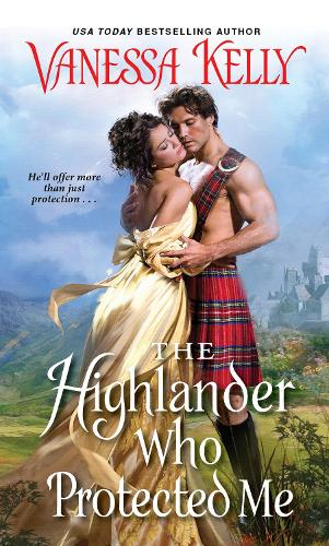 The Highlander Who Protected Me - Clan Kendrick (Paperback)