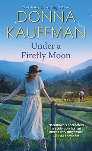 Under a Firefly Moon - Blue Hollow Falls (Paperback)