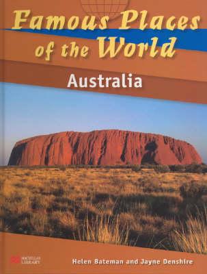 Famous Places of the World Australia Macmillan Library (Hardback)