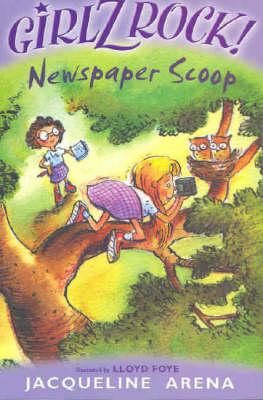 Newspaper Scoop - Girlz Rock! No. 11 (Paperback)