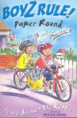 Boyz Rule 28: Paper Round (Paperback)