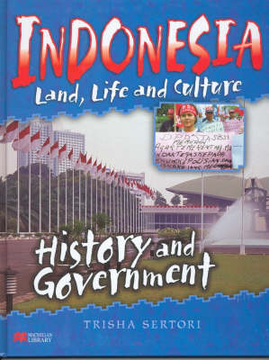 Indonesian Life and Culture History Govt Macmillan Library (Hardback)