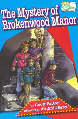 The Mystery of Brokenwood Manor - Kids & Co. (Paperback)