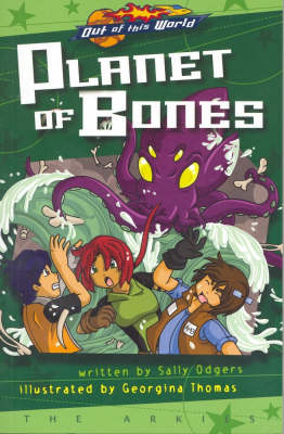 Planet of Bones (Graphic Novel) - Out of This World (Paperback)