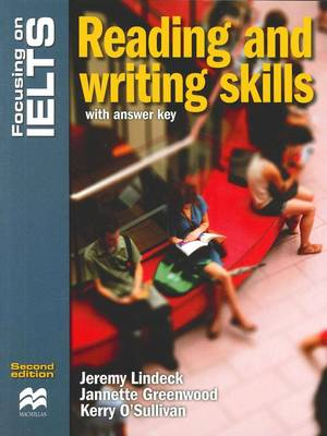 Focusing on IELTS - Reading and Writing Skills with Answer Key - 2nd edition (Board book)