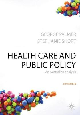 Health Care and Public Policy (Paperback)