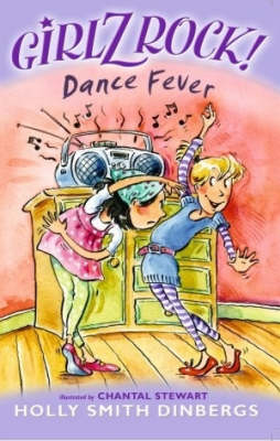 Girlz Rock 25: Dance Fever (Paperback)