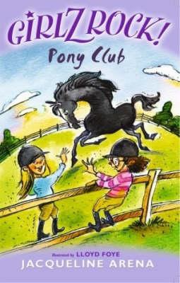 Girlz Rock 22: Pony Club (Paperback)