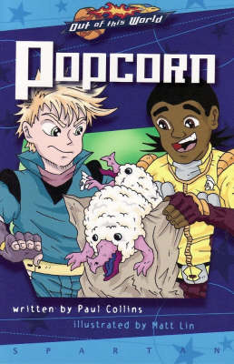 Popcorn (Prequel, Graphic Novel) - Out of This World (Paperback)