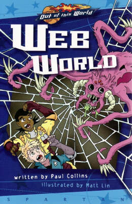 Web World (Prequel, Graphic Novel) - Out of This World (Paperback)