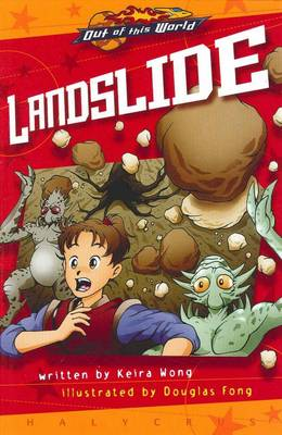 Landslide (Prequel, Graphic Novel) - Out of This World Halycrus Series (Paperback)