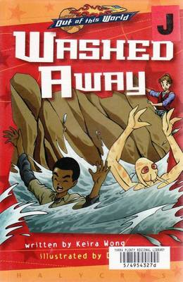 Washed Away (Prequel, Graphic Novel) - Out of This World Halycrus Series (Paperback)