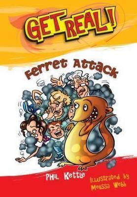 Ferret Attack - Get Real! (Paperback)
