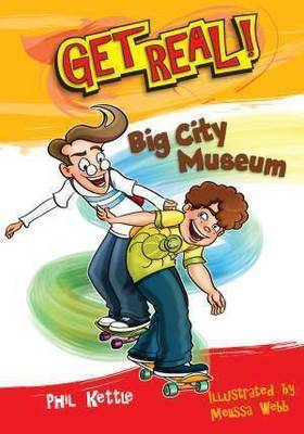Big City Museum - Get Real! (Paperback)