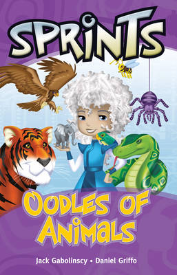Sprints Purple: Oodles of Ani (Paperback)
