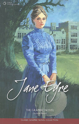 Jane Eyre - Classic Graphic Novel Collections (Hardback)