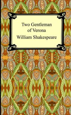 Two Gentlemen of Verona (Paperback)