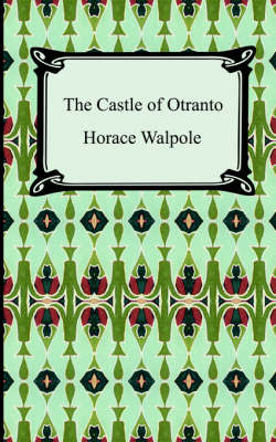 The Castle of Otranto (Paperback)