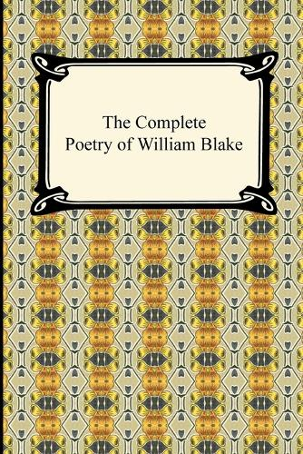 The Complete Poetry of William Blake (Paperback)