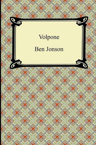 Volpone: Or the Fox (Paperback)