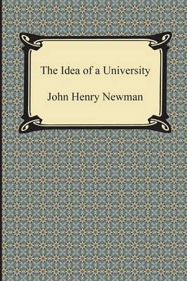 The Idea of a University (Paperback)