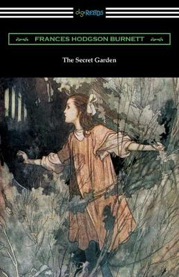 The Secret Garden (Illustrated by Charles Robinson) (Paperback)