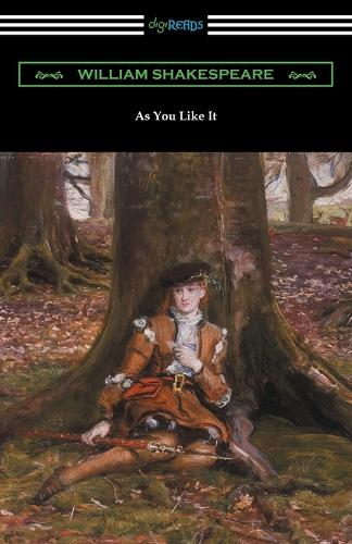 As You Like It (Annotated by Henry N. Hudson with an Introduction by Charles Harold Herford) (Paperback)