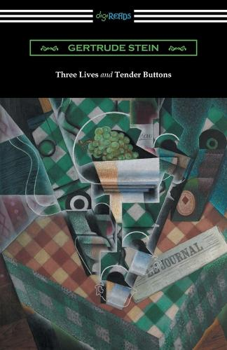 Three Lives and Tender Buttons (Paperback)