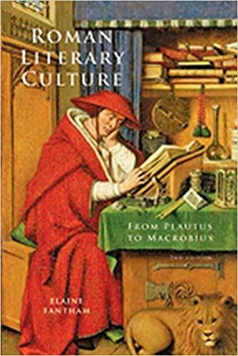 Roman Literary Culture: From Plautus to Macrobius - Ancient Society and History (Paperback)