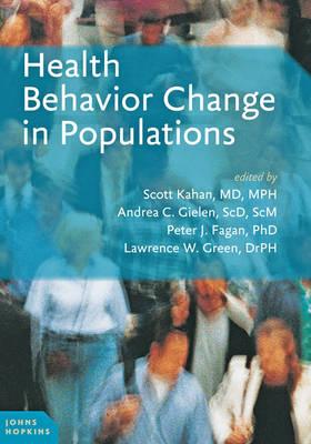 Health Behavior Change in Populations (Paperback)