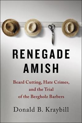 Renegade Amish: Beard Cutting, Hate Crimes, and the Trial of the Bergholz Barbers (Paperback)