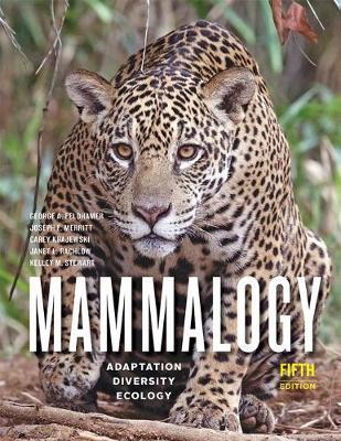 Mammalogy: Adaptation, Diversity, Ecology (Hardback)