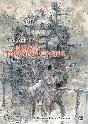 The Art of Howl's Moving Castle - The Art of Howl's Moving Castle (Hardback)