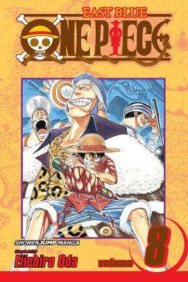 One Piece, Vol. 8 - One Piece 8 (Paperback)