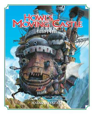 Howl's Moving Castle Picture Book - Howl's Moving Castle Picture Book (Hardback)