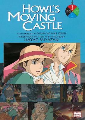 Howl's Moving Castle Film Comic, Vol. 1 - Howl's Moving Castle Film Comics 1 (Paperback)