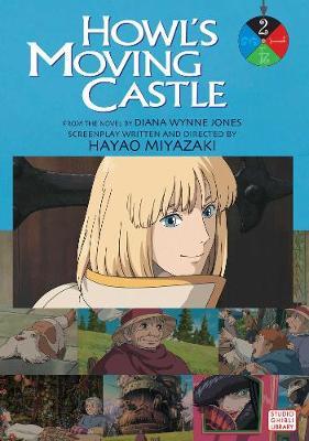 Howl's Moving Castle Film Comic, Vol. 2 - Howl's Moving Castle Film Comics 2 (Paperback)