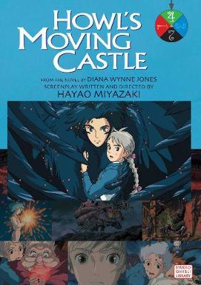 Howl's Moving Castle Film Comic, Vol. 4 - HOWL'S MOVING CASTLE 4 (Paperback)
